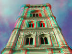 Florence 9 3D Anaglyph