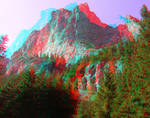 The River2 3D Anaglyph
