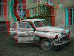 Lviv_45 2006 3D anaglyph by yellowishhaze