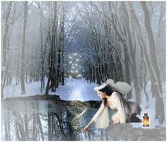 ...Feel the winter magic...
