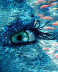 ..Mermaid eye..