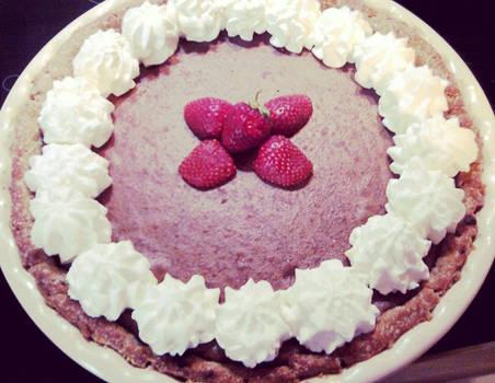 Chocolate tart (Tarte coulante)