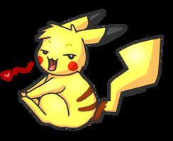 025 Pikachu by reika-world