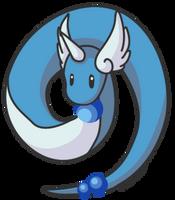 148 Dragonair by reika-world