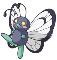 012 Butterfree by reika-world