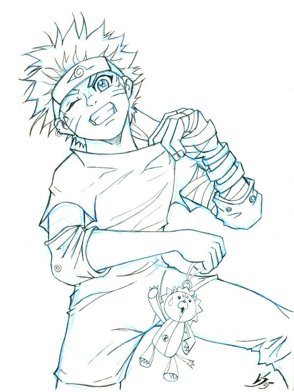 Naruto_wearing_Sasukes_gear_by_Shadowpre