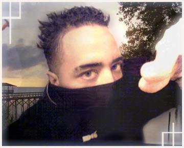 Ninja wannabe by Shadowprey