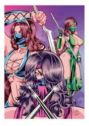 Mortal Kombat Ladies