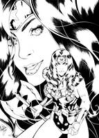 Diana Inks by browll