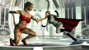 Leaderboards Revisited-Soviet SuperWoman v Eveilus by WhisakedJak