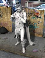 Villain Bio: Golem by WhisakedJak