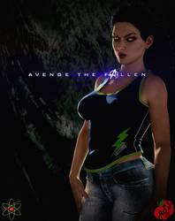 Avenging Kat by WhisakedJak