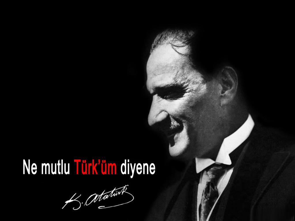 Ne Mutlu Turk  um Diyene by satanworshipper