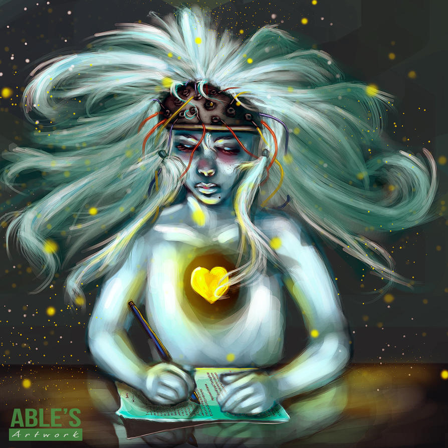 Heart of gold by lamAble
