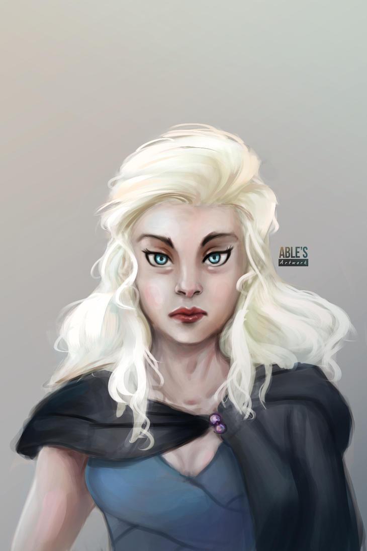 Daenerys Targaryen by lamAble