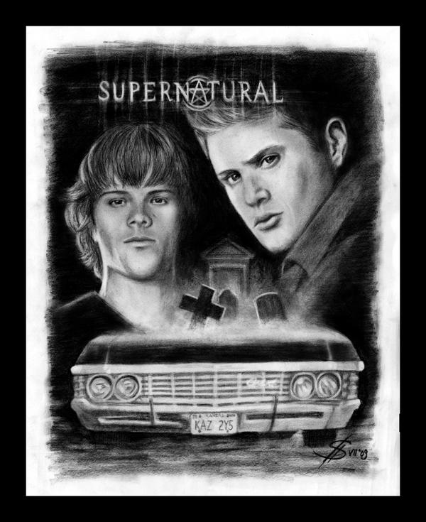 Winchester Poster Boys by artalis