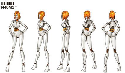 N40M1 Character Sheet