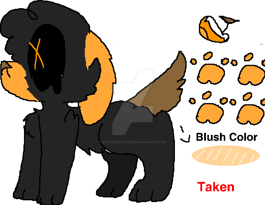 costume3 Dog adopt by epicfacepartier