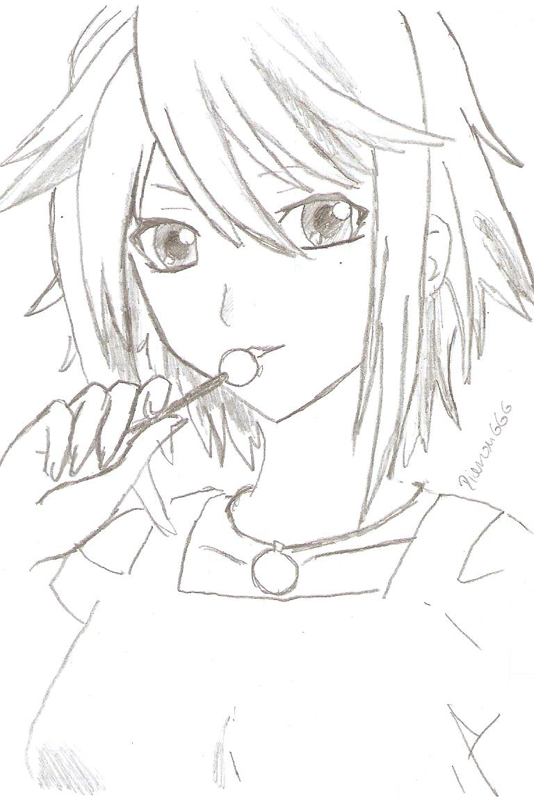 Mizore Shirayuki by Diaron666