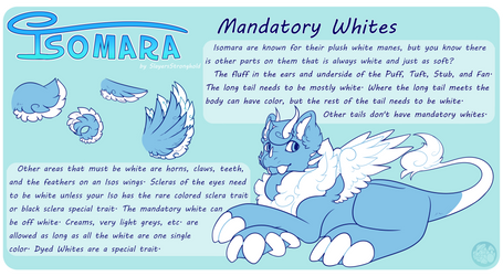 Isomara: White Fur by SlayersStronghold