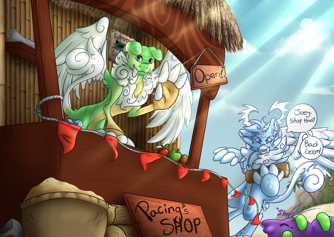 Pacings' Crafting Station by SlayersStronghold