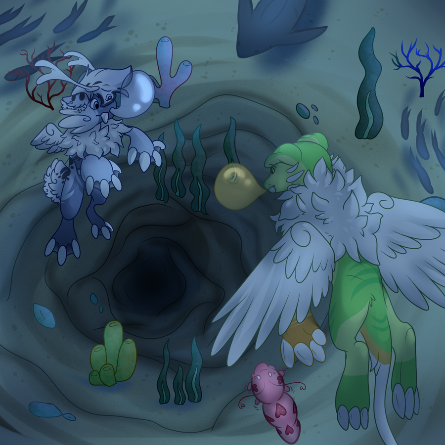 Hole in the Bottom of the Sea by SlayersStronghold