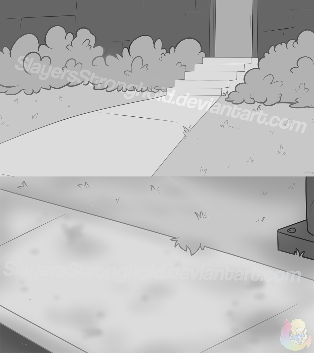 GB: Outdoor Roughs by SlayersStronghold