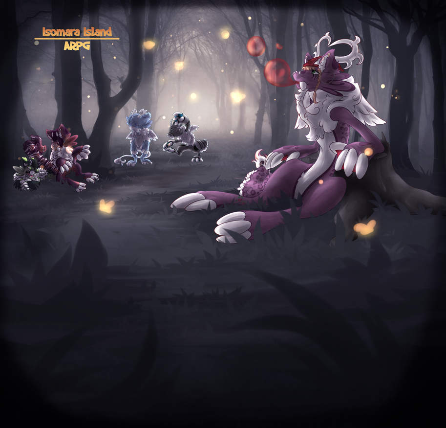 Spooky Time has Arrived by SlayersStronghold