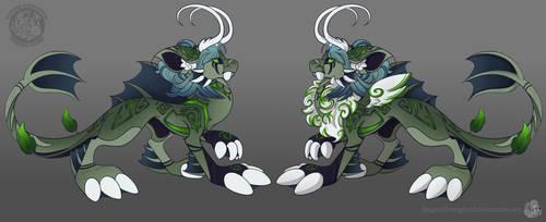 Patreon Isomara Custom by SlayersStronghold