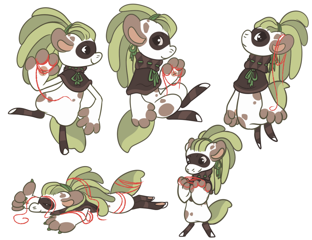 Green Bean by SlayersStronghold