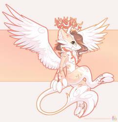 Custom Isomara - Sakura Dragon by SlayersStronghold