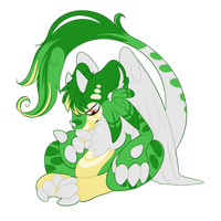 [OPEN] Leafy Chameleon Isomara Flatsale