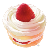 Strawberry Shortcake by SlayersStronghold