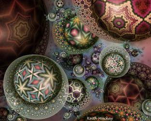 Hyperspheres 4 by segami