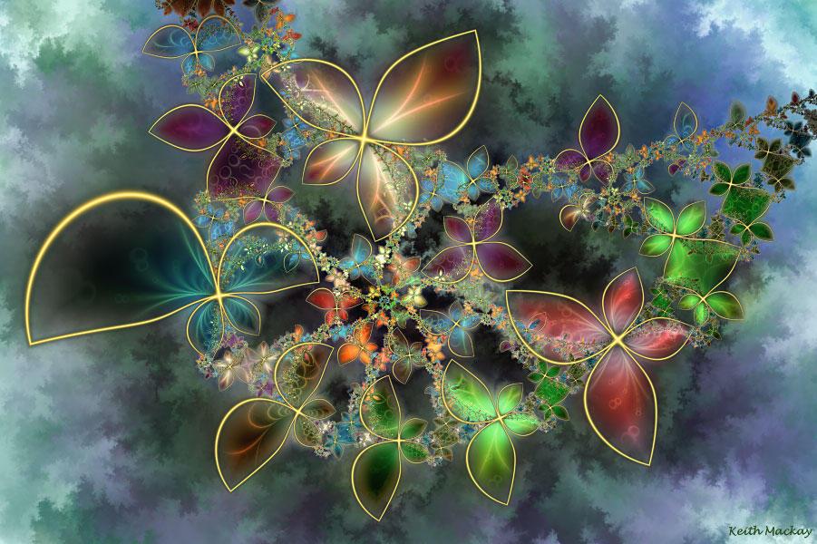 Butterflies 2 by segami