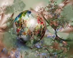Springtime Sphere by segami