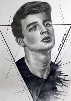 Male portrait 2