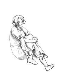 Roseleaf - Cali Sketch by AFVenta