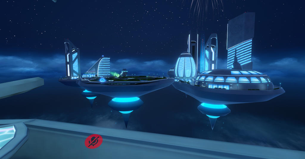 VRChat Can Actually Be Beautiful Sometimes by Monkey-Scientist