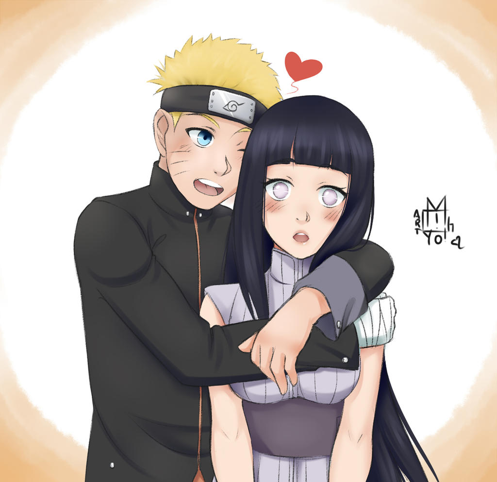 Naruto Hinata Love! By MichiyoMangaka On DeviantArt