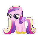 princess cadance filly by lekadema
