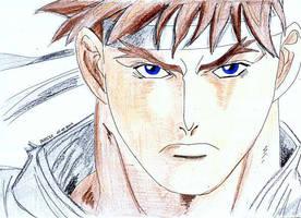 Ryu by parsek76
