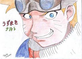 Naruto Uzumaki by parsek76