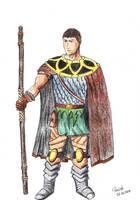 Warrior by parsek76