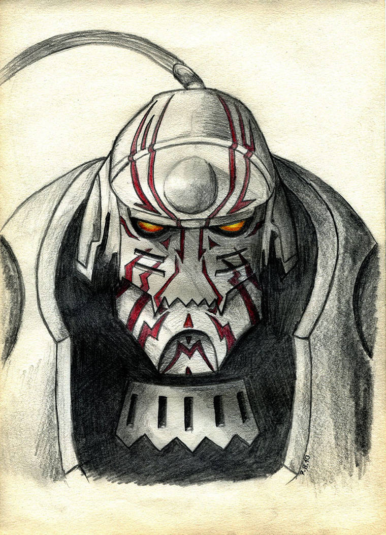 Alphonse Elric 2 by parsek76