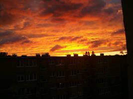 Sunset 04 by parsek76