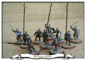 The Fighting Uruk-hai by parsek76