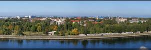 Gdansk - Panorama 1 by parsek76