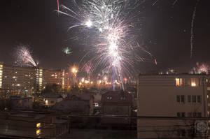 Fireworks 2011 by parsek76