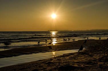 Sunrise by parsek76